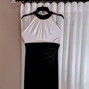 Ralph Lauren Dresses - Ralph Lauren Long Dress with Beaded Neckline US 6